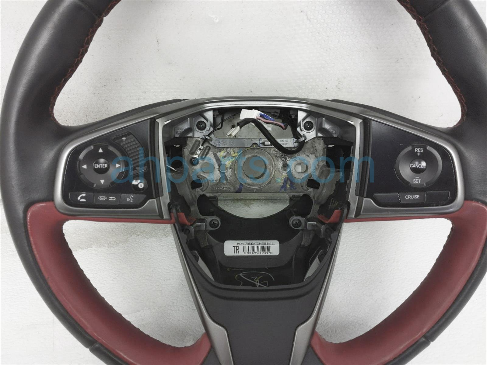 2018 Honda Civic Steering Wheel Type R Fk8 78501 TGH A90ZA Replacement