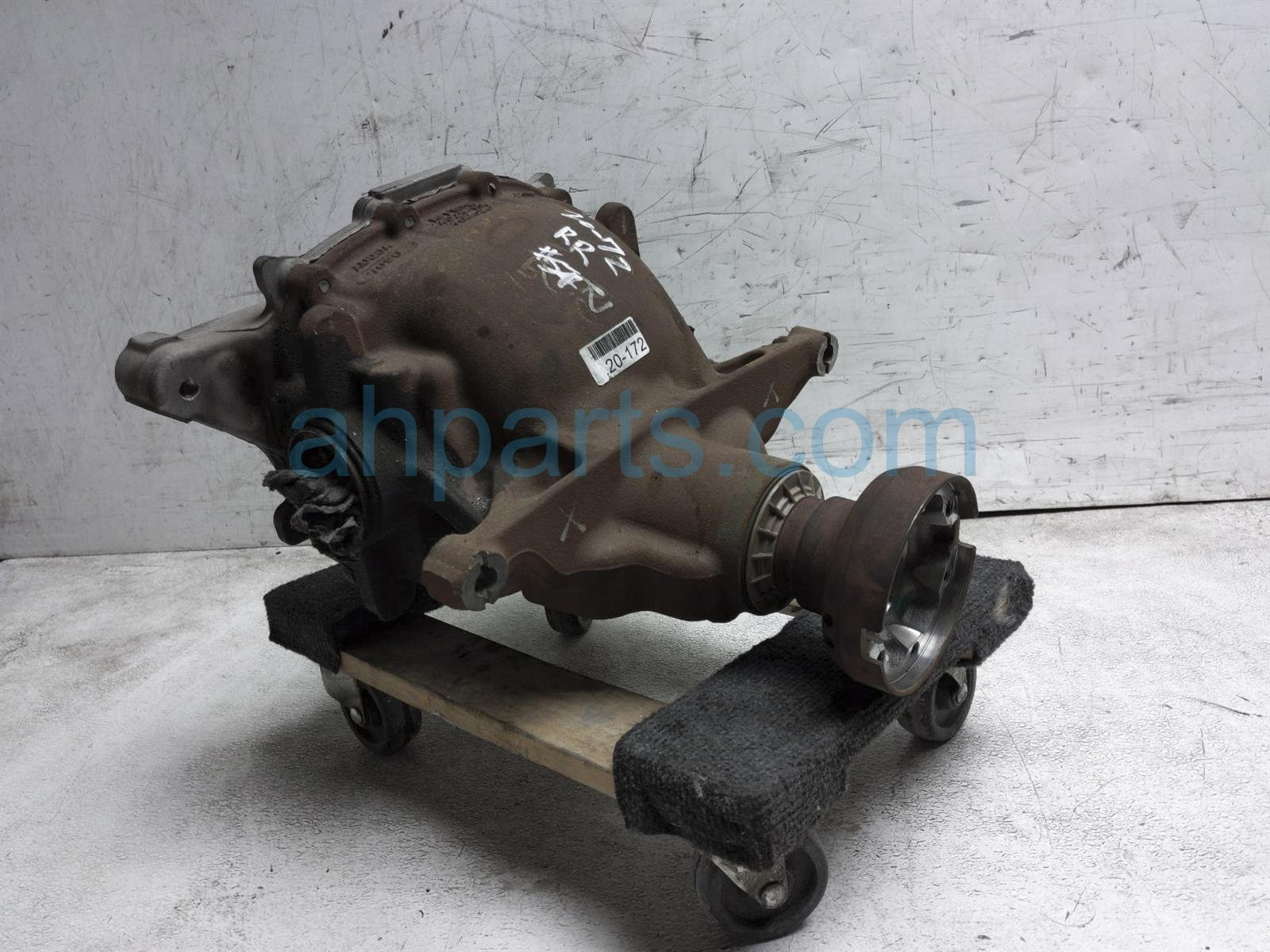 2017 Ford Mustang Differential Assy   3.7l Perfm Pack FR3Z 4310 B Replacement