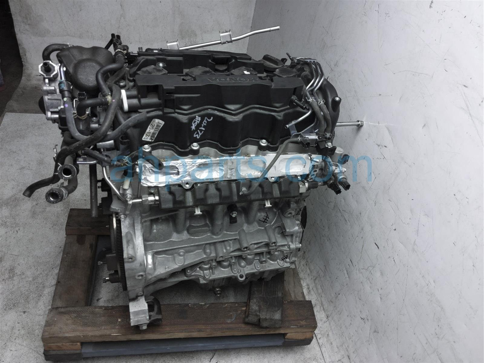 2018 Honda Civic Motor / Engine  miles=27k 10002 5BF A01 Replacement