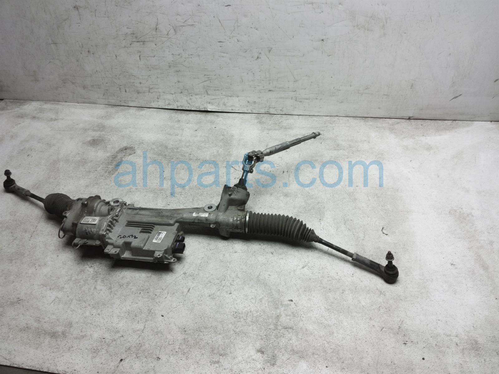 2017 Ford Mustang And / Gear Box Power Steering Rack Pinion GR3Z 3504 D Replacement