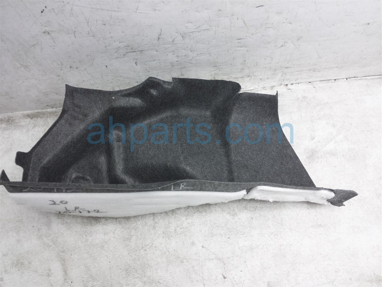 2017 Ford Mustang Rear Driver Inner Quarter Trim Liner JR3Z 6345423 AA Replacement