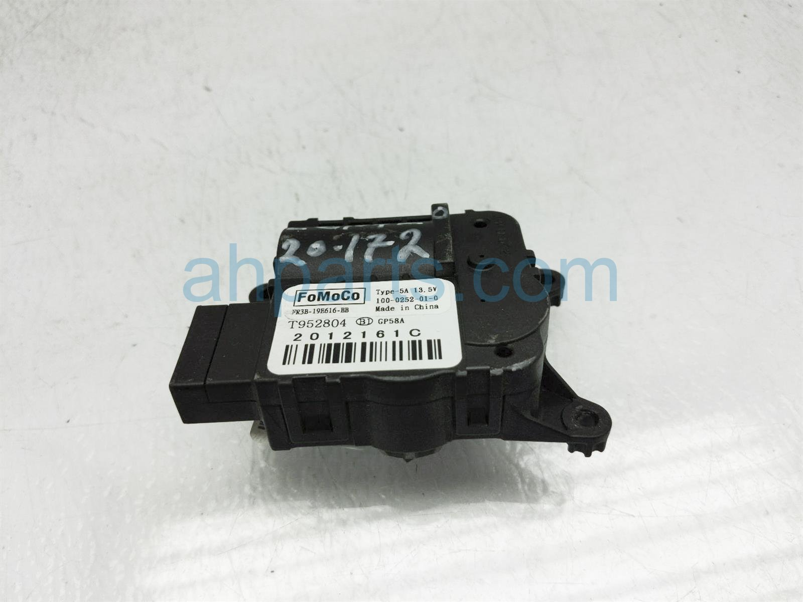 2017 Ford Mustang Hvac Air Adjustment Control Meter FR3Z 19E616 E Replacement