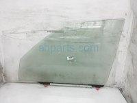 $40 Toyota FR/LH DOOR GLASS WINDOW