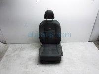 $175 Honda FR/LH SEAT - BLACK - W/O AIRBAG - WR