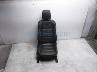 $200 Mazda FR/RH SEAT - BLACK LTHR - W/O AIRBAG