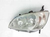 $50 Honda LH HEADLAMP / LIGHT - NEEDS POLISH