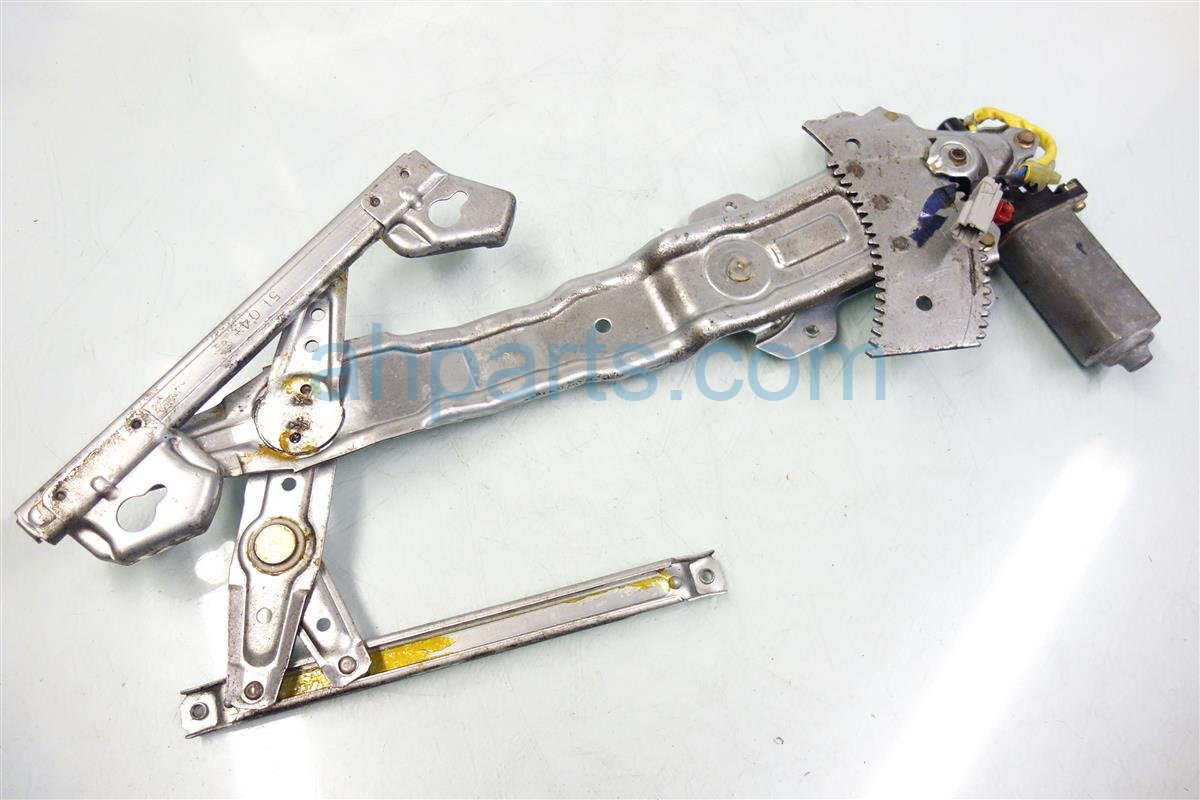 1996 Acura TL Rear driver DOOR WINDOW REGULATOR 72751 SL9 003 72751SL9003 Replacement