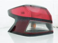 $175 Nissan LH TAIL LAMP (ON BODY)