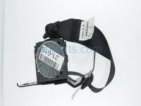 $75 Nissan RR/LH SEAT BELT - BLACK