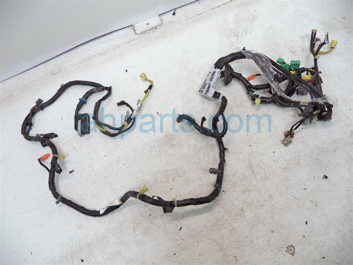 2006 honda pilot cabin wire harness replacement