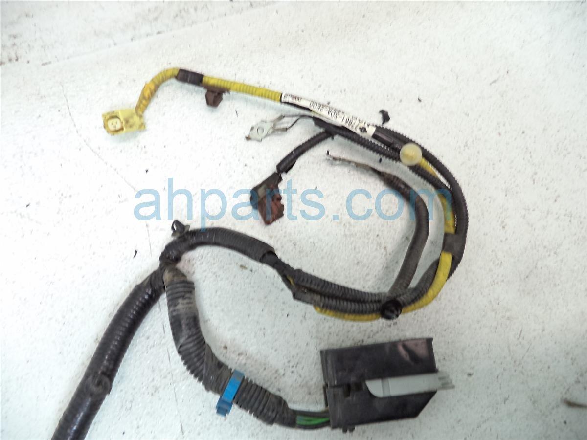 ... 2006 Honda Pilot Cabin Wire Harness Replacement ...