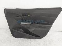 $119 Toyota FR/RH INTERIOR DOOR PANEL - BLACK