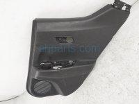 $150 Toyota RR/RH INTERIOR DOOR PANEL - BLACK