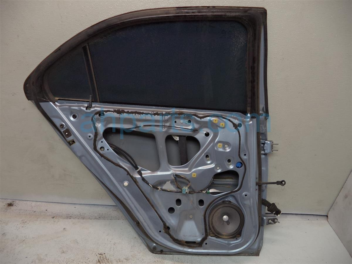 2005 Acura TSX Rear driver DOOR COMPLETE panel 67550 SEC A90ZZ 67550SECA90ZZ Replacement