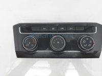 $109 Volkswagen AC / HEATER CONTROL (ON DASH)