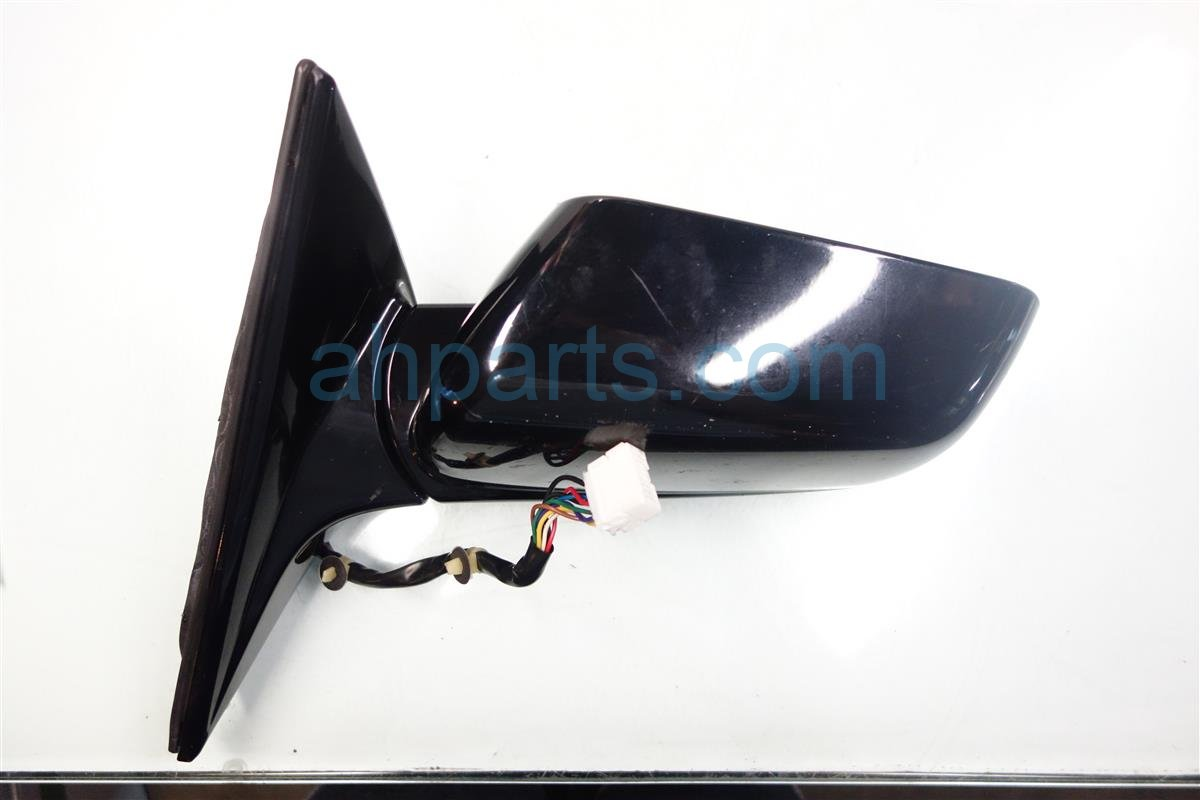 2003 Acura TL Rear Driver SIDEVIEW MIRROR BLACK 76250 S0K A21ZB 76250S0KA21ZB Replacement