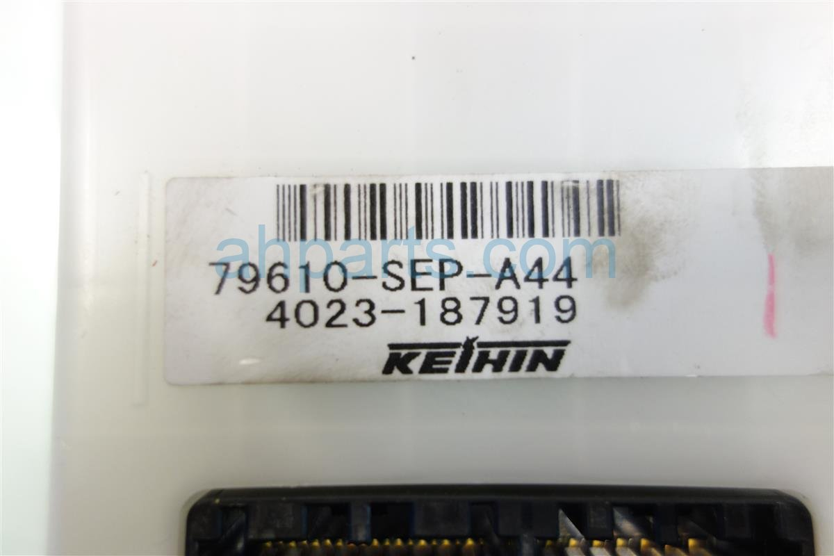 2005 Acura TL AIR CONDITIONING COMP 79610 SEP A44 79610SEPA44 Replacement