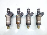 1991 Acura Legend FUEL INJECTOR 4QTY Replacement