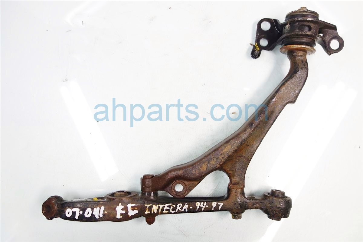 1994 Acura Integra Control Front Driver Lower Arm Replacement