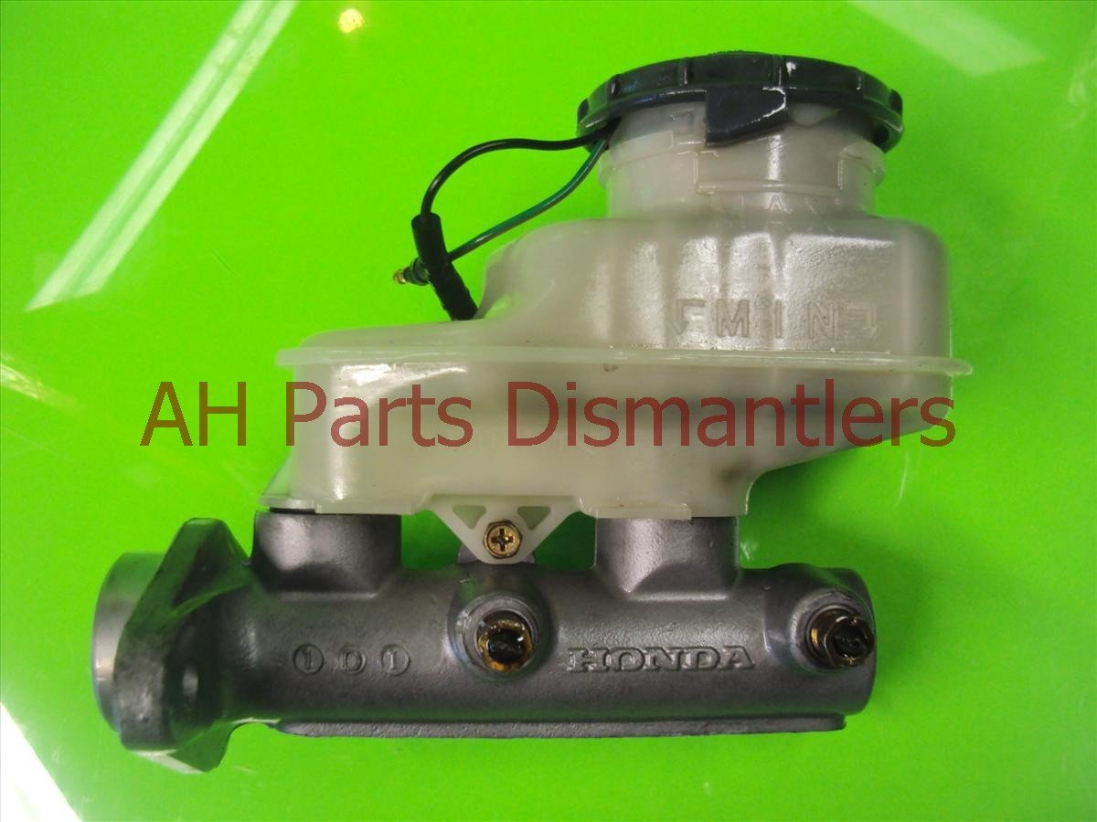 2001 Honda Accord BRAKE MASTER CYLINDER 46100 S84 A03 46100S84A03 Replacement