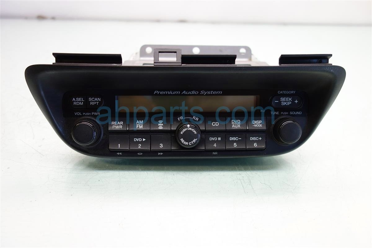 2005 Honda Odyssey AUDIO RADIO Replacement
