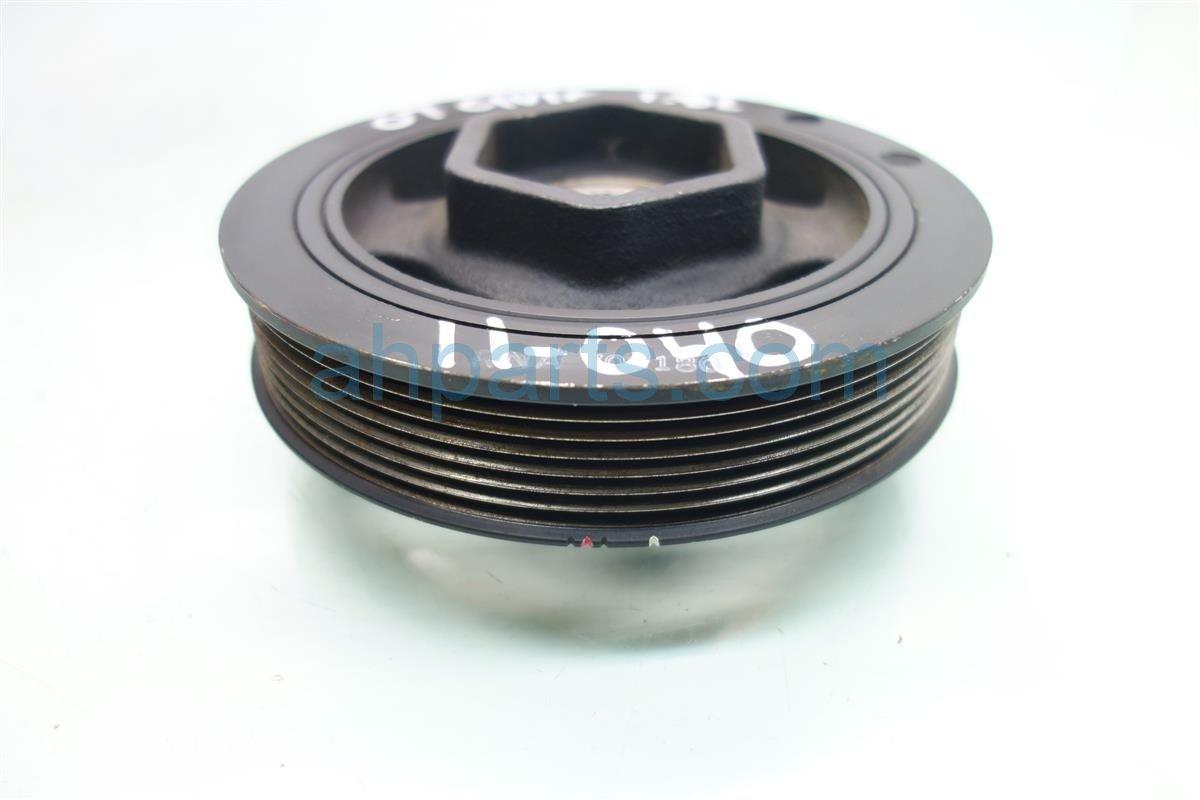 2007 Honda Civic Crank shaft pulley HARMONIC BALANCER 13810 RNA A02 13810RNAA02 Replacement