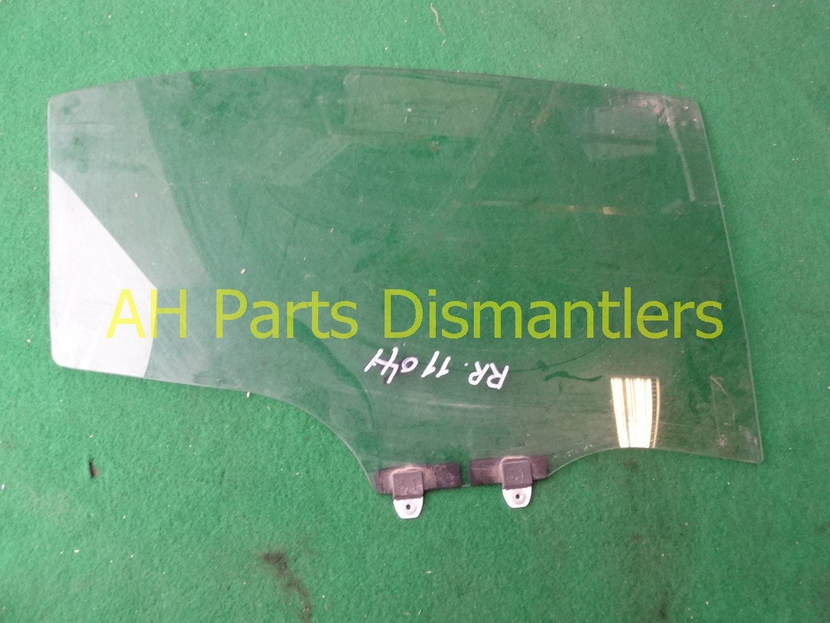 2006 Honda Civic Window 4DR Rear passenger DOOR GLASS Replacement