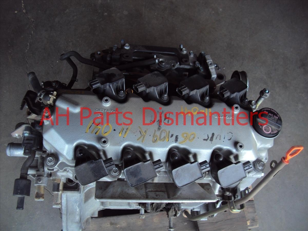 2006 Honda Civic HYBRID ENGINE MOTOR 109K 6MW Replacement