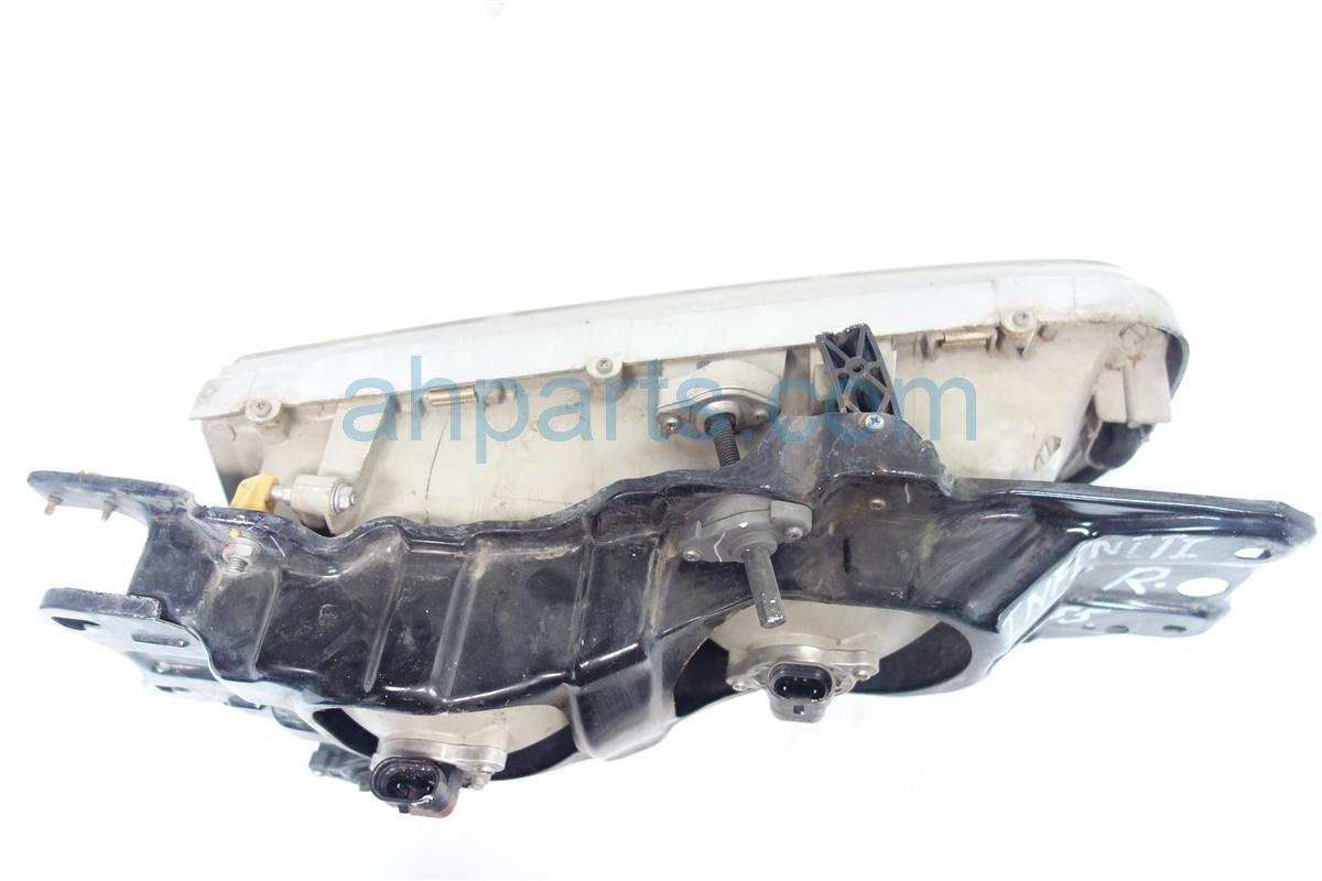 1991 Infiniti Q45 Headlight Passenger HEADLAMP USED OEM W CORNER B601060U00 Replacement