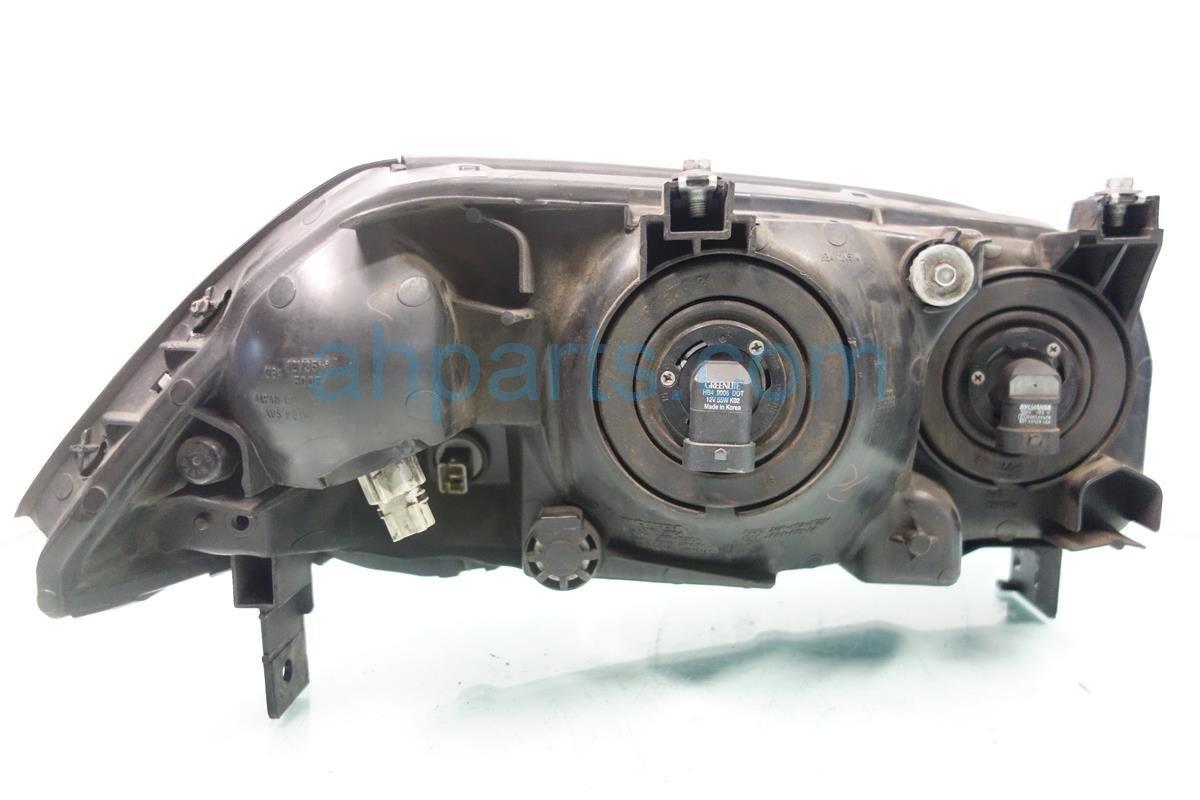 2003 Acura MDX Headlight Driver HEADLAMP MINOR MARK 33151 S3V A01 33151S3VA01 Replacement