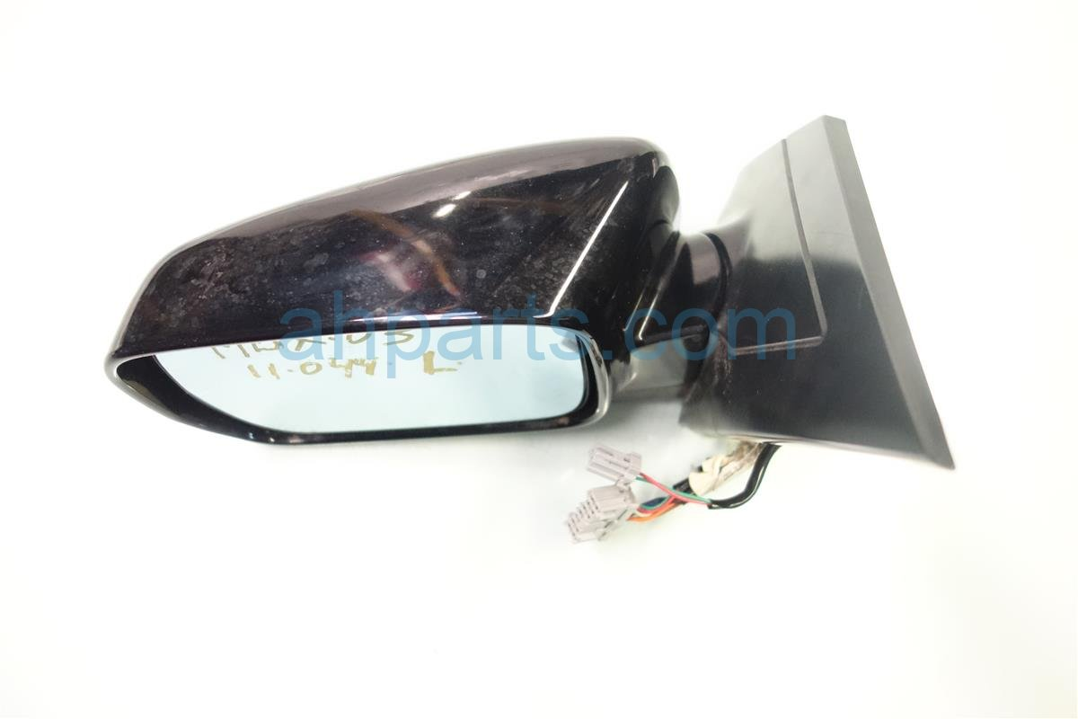 2003 Acura MDX Side Rear View Driver Mirror,blk, Scratches 76250 S3V A14ZA Replacement
