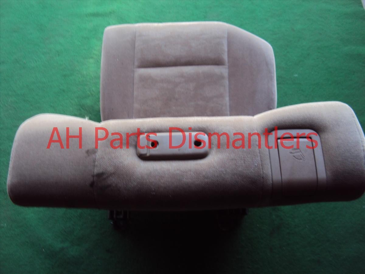 2005 Honda Pilot Back 2nd row REAR Passenger SEAT TAN CLOTH 82121 S9V A21 82121S9VA21 Replacement
