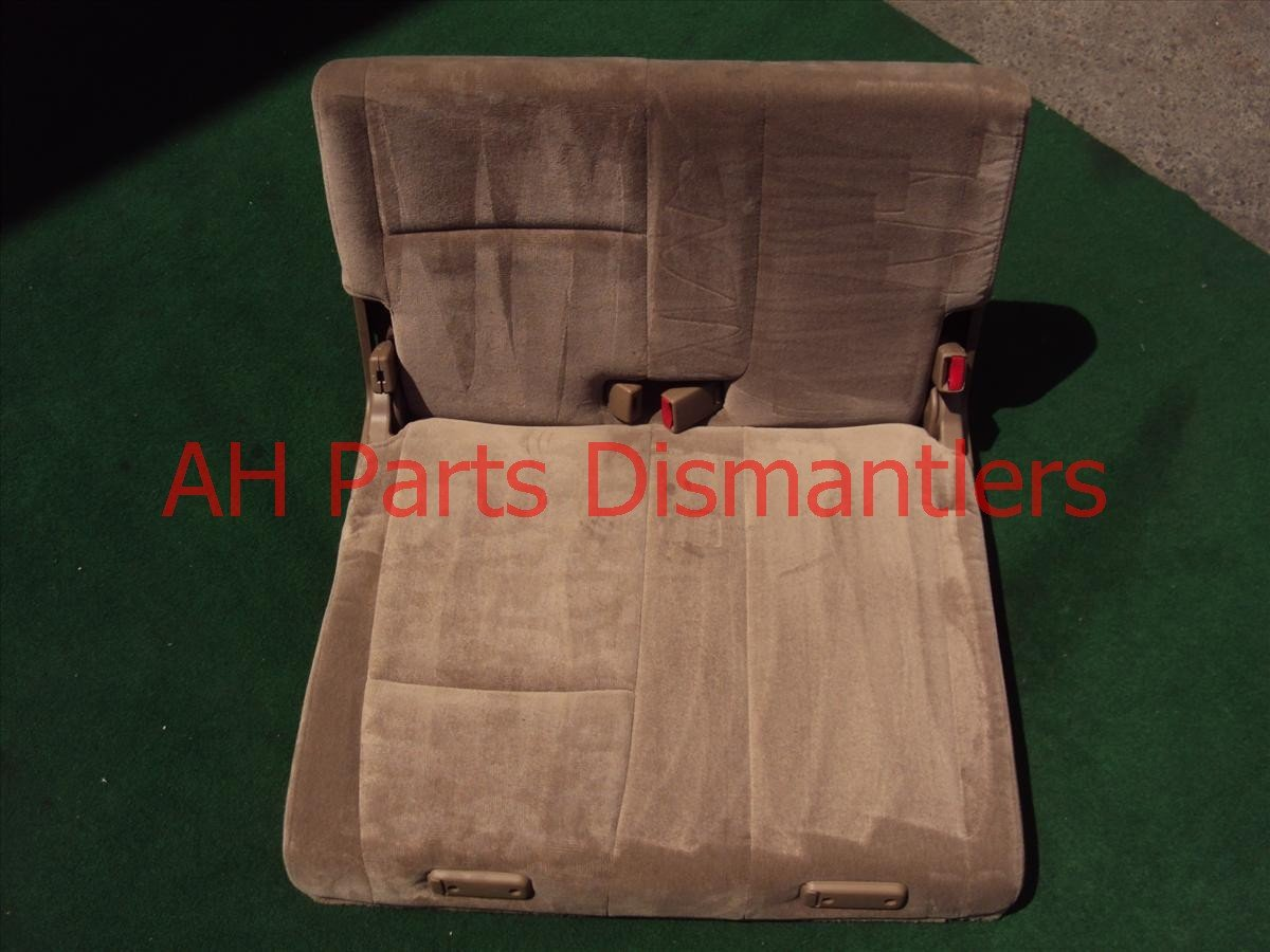 2005 Honda Pilot Rear Back 3rd row 3RD ROW Driver SEAT TAN CLOTH Replacement