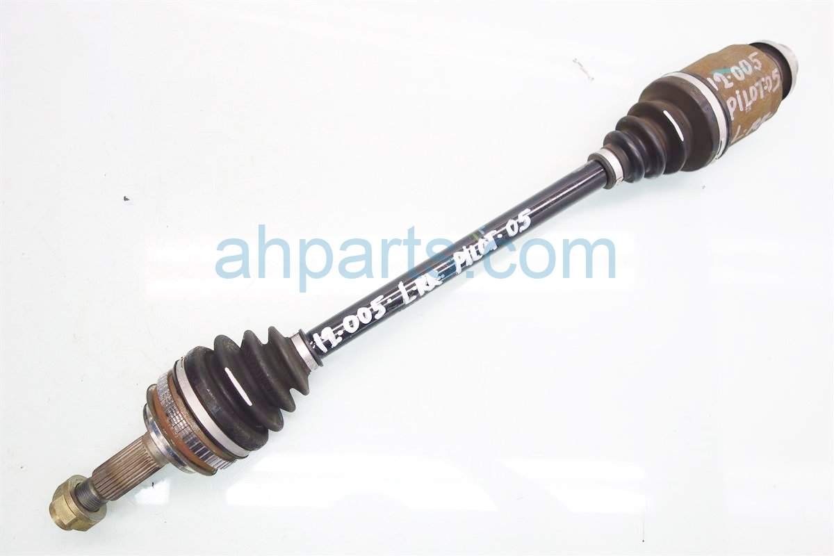 2005 Honda Pilot Rear driver AXLE Replacement