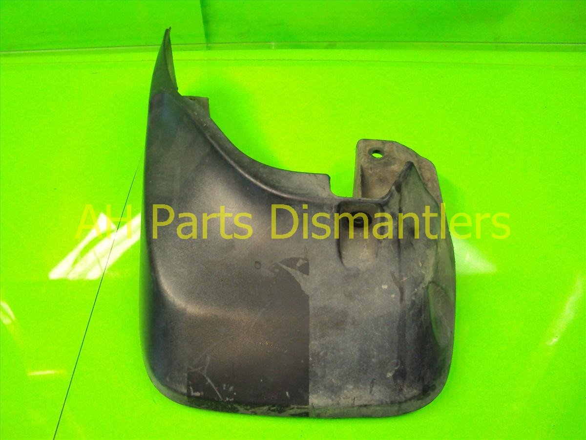 2005 Honda Pilot Front driver MUD FLAP Replacement