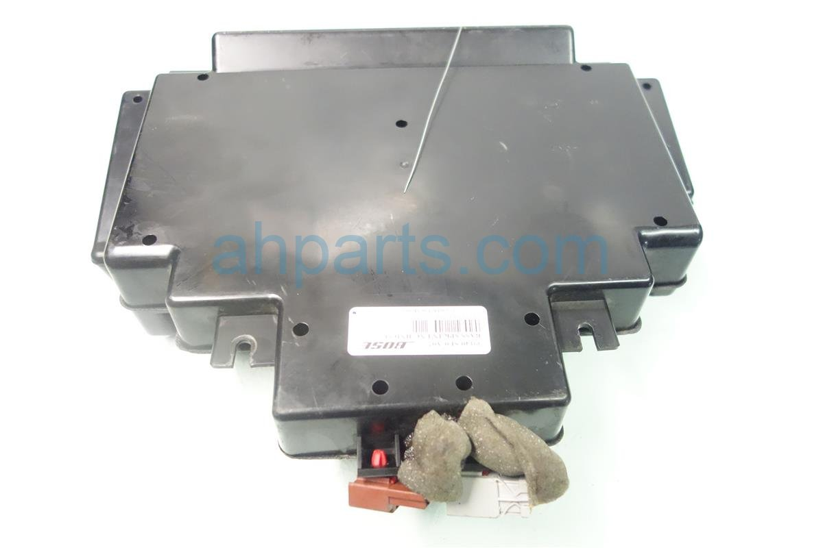 2004 Acura NSX Speaker ENCLOSURE ASSY WOOFER BOSE 39140 SL0 A02 ENCLOSURE 39140SL0A02ENCLOSURE Replacement