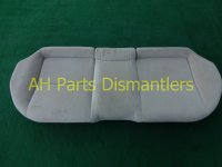 2006 Honda Civic Back 2nd row TOP HALF ONLY REAR SEATS TAN CLOTH Replacement