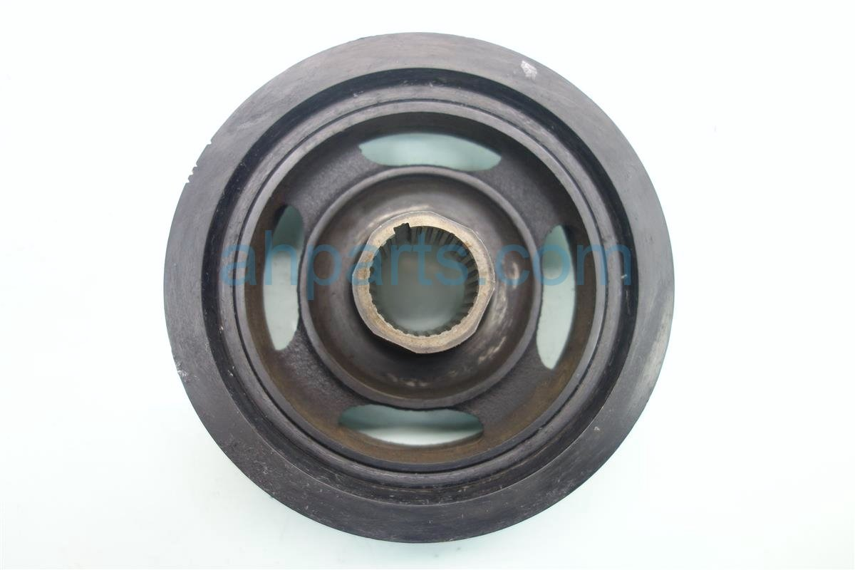 2006 Honda Civic Balancer Crank shaft pulley HARMONIC BAL Replacement