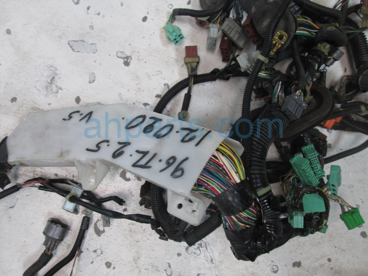 1996 Acura TL WIRE HARNESS CABIN 32100 SW5 A01 32100SW5A01 Replacement
