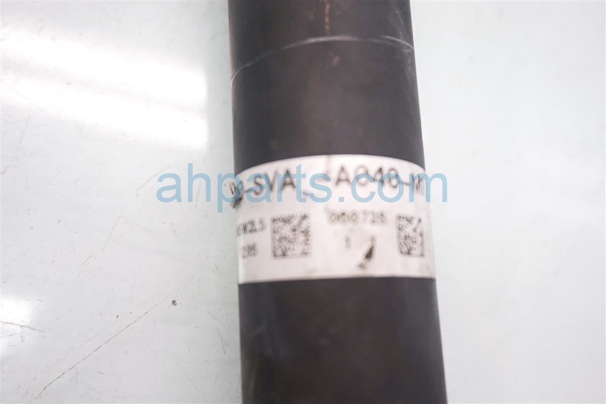 2006 Honda Civic Spring Absorber Rear Driver Strut / Shock 52610 SVA A05 Replacement