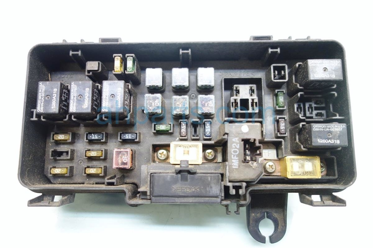 2001 Acura CL ENGINE FUSEBOX 38250 S3M A11 38250S3MA11 Replacement