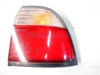 1996 Honda Accord Rear Lamp Passenger TAIL LIGHT ON BODY 33501 SV4 A03 33501SV4A03 Replacement