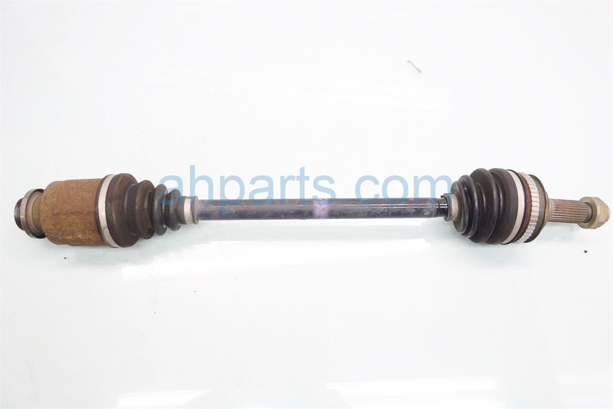 2004 Honda Pilot Rear driver AXLE SHAFT Replacement