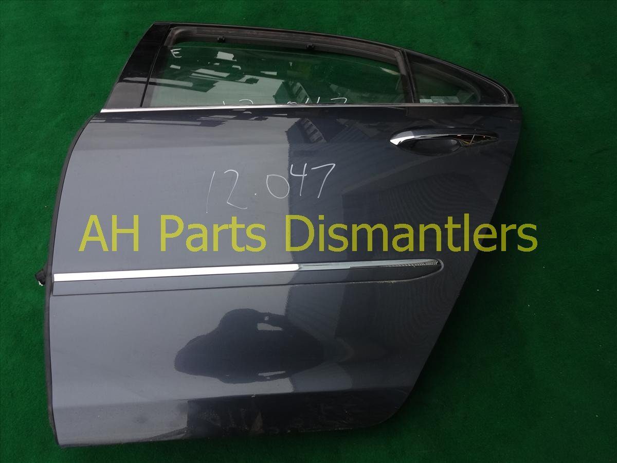 2005 Acura RL 4DR Rear driver DOOR SHELL CHARCOAL BLUE 32754 SJA A00 32754SJAA00 Replacement