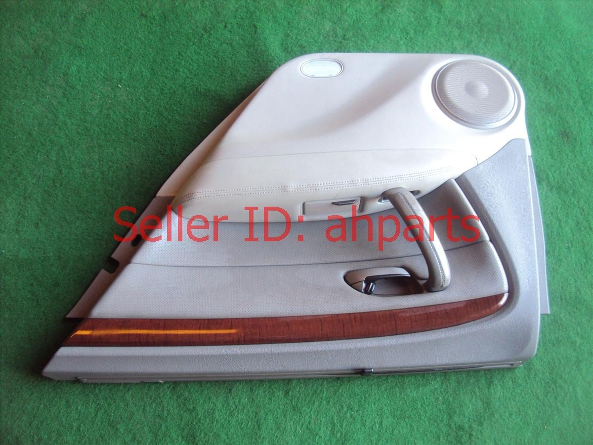 2005 Acura RL Trim Liner Rear/r Door Panel 83701 SJA A11ZB Replacement