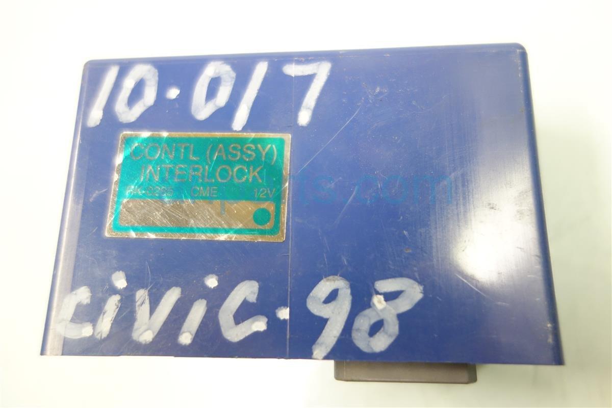 1998 Honda Civic INTERLOCK CONTROL 39500 S04 A01 39500S04A01 Replacement