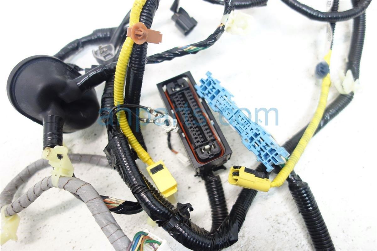 2011 CR Z PASSENGER CABIN HARNESS 32100 SZT A20 32100SZTA20 Replacement