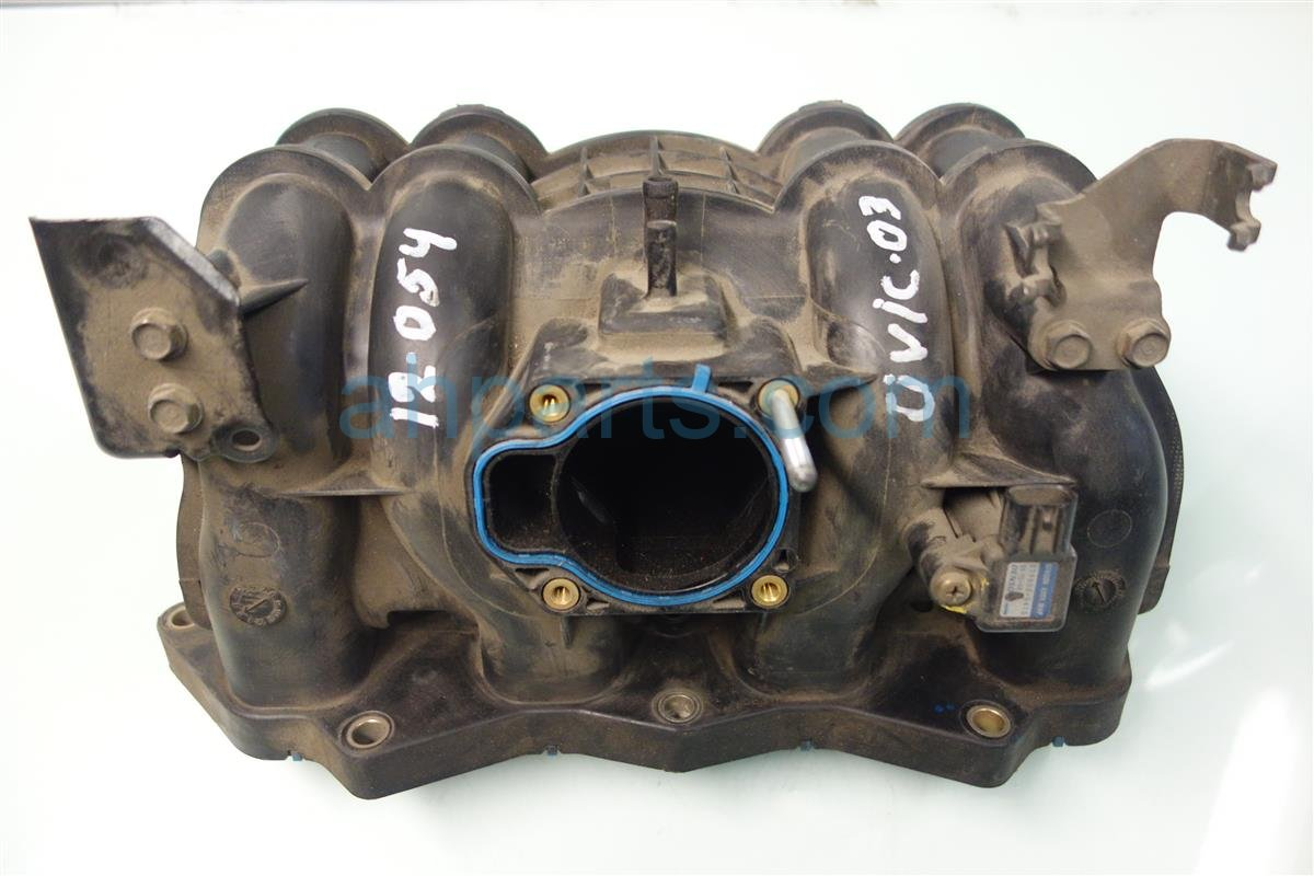 2002 Honda Civic Intake Manifold Ex Plastic 17100 PMR A00 Replacement