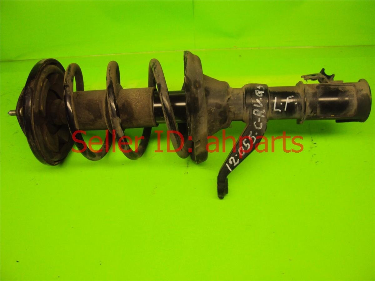 2006 Honda CR V Front driver STRUT SHOCK SPRING 51602 S9A A25 51602S9AA25 Replacement