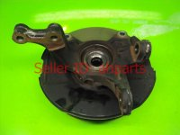 2010 Honda FIT Knuckle Hub Front driver SPINDLE Replacement